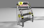 Présentoire AGIL 3D